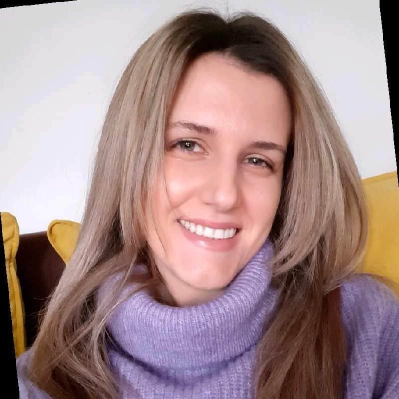 Kristina Veskovska, content writer